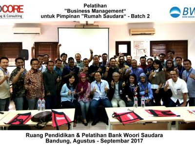 BWS - Business Management - Batch 2