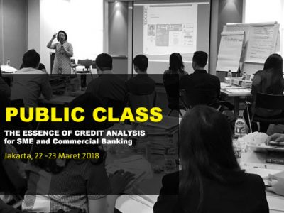 Public Class The essence of credit analysis